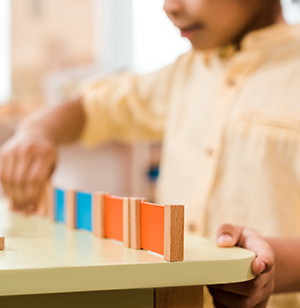 homeschool approaches - Montessori